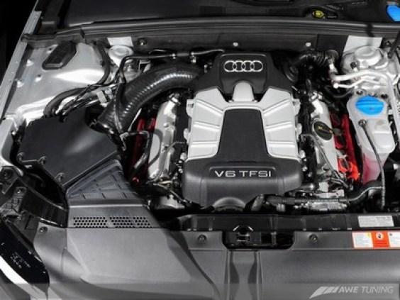 AWE Tuning 3.0T S-Flo Intake Audi B8 S4
