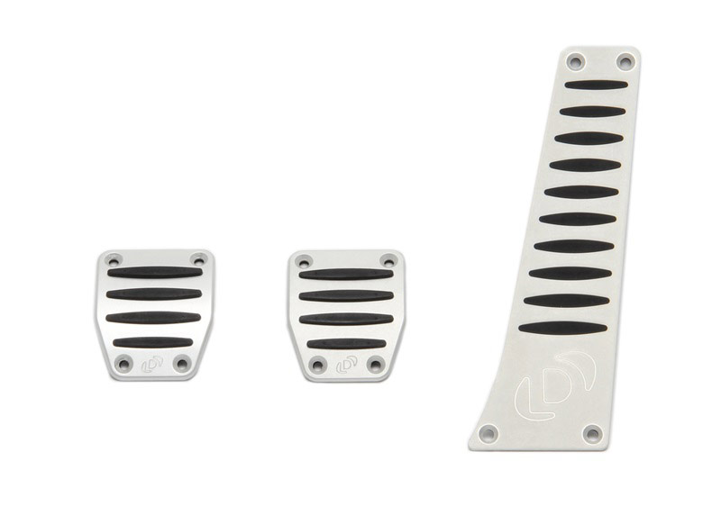 Dinan Pedal Cover Set for BMW Manual Transmission Call 714