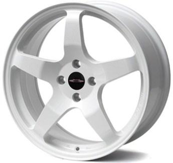 NM Engineering RSe05 Wheel White