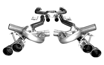 Solo Performance Mach Shorty Exhaust for Pontiac G8 GT