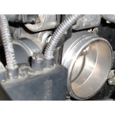aFe Throttle Body Spacer BMW E46 325i/Ci/iT/xi