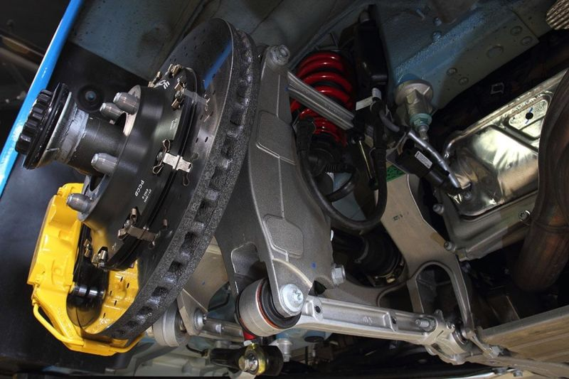 BBi Autosport Complete 991 GT3/GT3RS Suspension Package