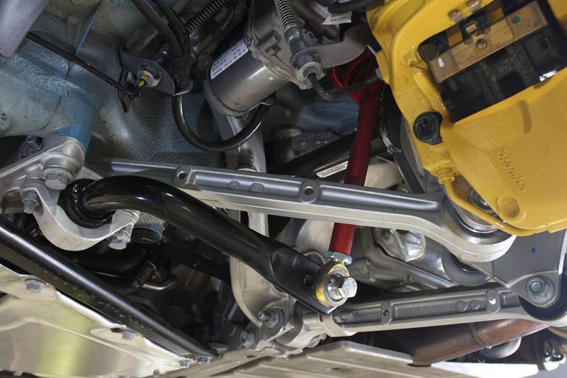 BBi Autosport Complete 991 GT3/GT3RS Suspension Package