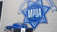 Police car latest piece in Modesto mural project | The ...