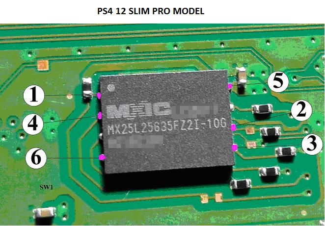diagram of playstation 3 z scheme ps4 mtx key modchip usa-canada-worldwide