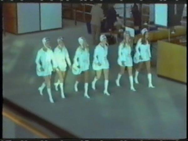 CHRISTA SWEDISH FLY GIRLS 1971 DVD modcinema