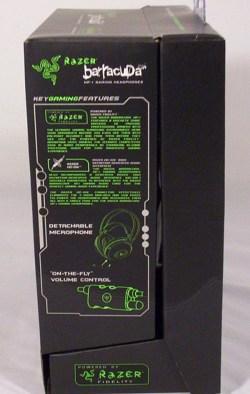 Modders-Inc Case Mods / Hardware Reviews - Razer Barracuda HP-1 Headphones Side 1