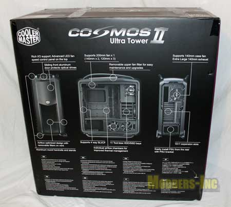 Cosmos II Full Tower Case
