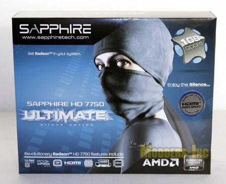 SAPPHIRE HD 7750