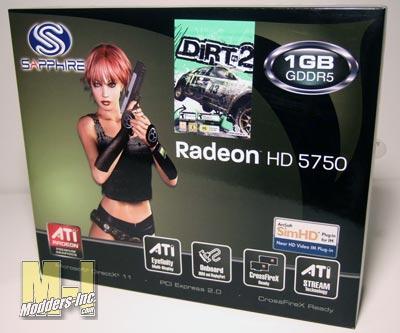 ATI Radeon  HD 5750