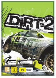 Dirt2 PC DirectX 11 PC game