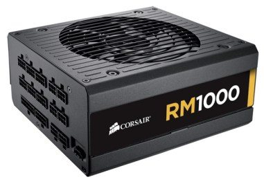 Corsair RM Series 1000 W Review | techPowerUp