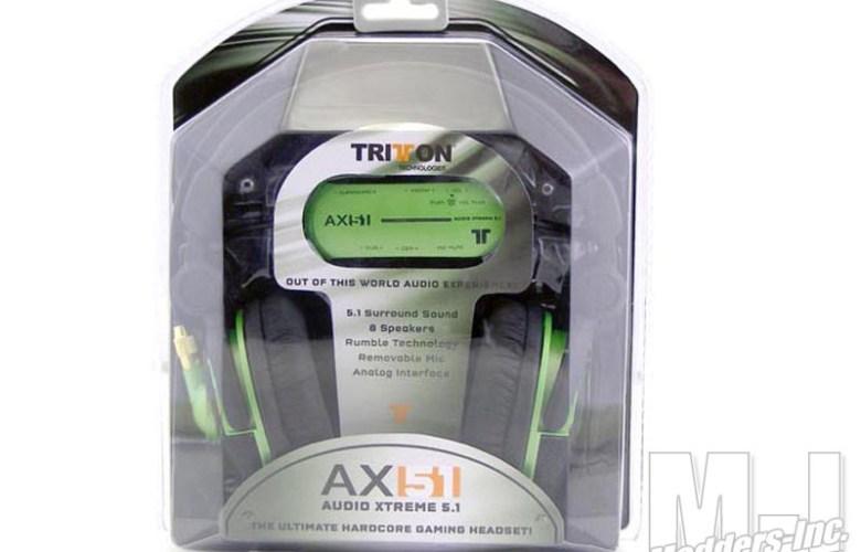 Tritton AX51 Gaming Headset (TRIAI-712)