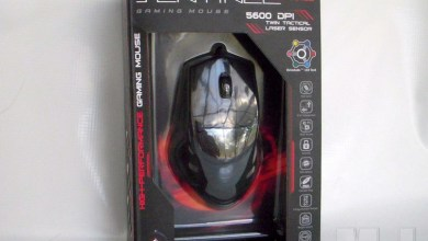 Cooler Master Sentinel Gaming Mouse