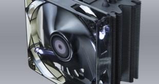 Xigmatek SD1283 Dark Knight Night Hawk Edition CPU Cooler