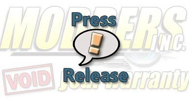 Modders-Inc Hardware Press Release News