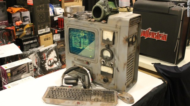 The coolest computers of QuakeCon - CNN.com