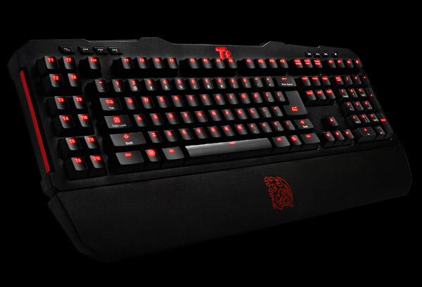 Thermaltake eSPORTS MEKA G-Unit Illuminated Mechanical Gaming Keyboard