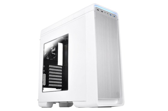 Thermaltake New Urban S31 Snow Edition (window), Simply Pure yet Elegant Refined