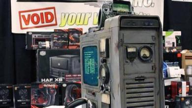 Photo of Fallout 3 Case Mod by Dewayne Carel