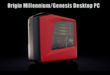 Origin Millennium/Genesis Desktop PC