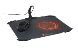 Tt eSPORTS DRACONEM Aluminum mouse pad - Tough enough for the hardest of battles