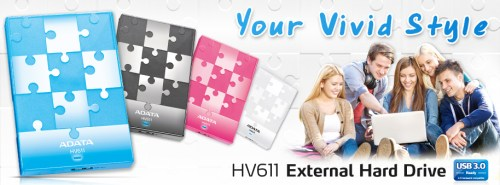 HV611 External Hard Drive
