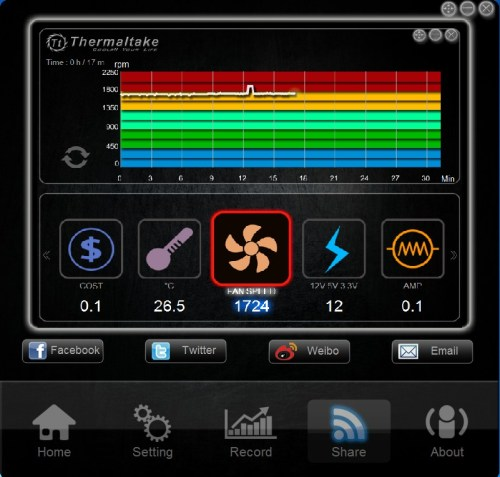 Thermaltake Toughpower DPS G Series with DPSApp Smart Software