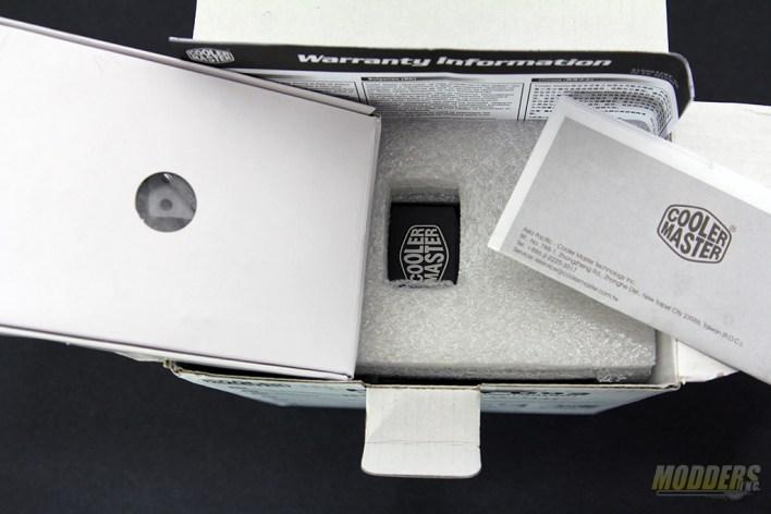 Cooler Master Hyper D92 Packaging