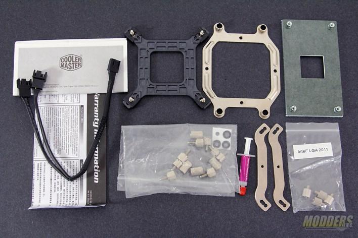 Cooler Master Hyper D92 Accessories