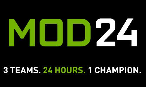 24 hrs of modding