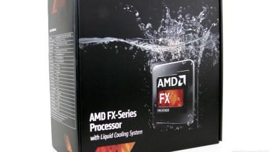 AMD FX-9590 Liquid Cooler bundle package