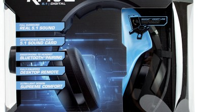 Roccat Kave XTD 5.1 Digital Headset