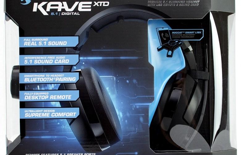Roccat Kave XTD 5.1 Digital Headset