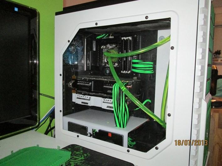 Green Lantern V2 HAF-X Mod