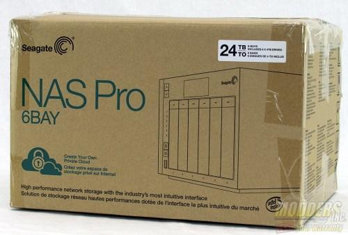 Seagate NAS Pro DP-6