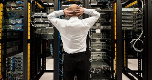 Trouble in data center