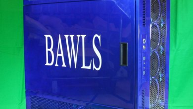 Photo of Featured Forum Worklog: Blue BAWLS by NavyChief