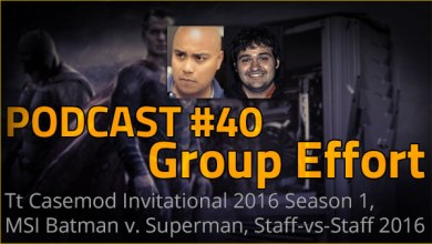 Podcast #40 - Group Effort