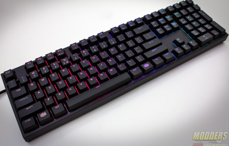 Cooler Master MasterKeys Pro L Keyboard