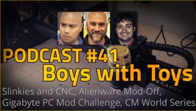 Podcast #40 - Boys with Toys
