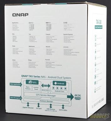 QNAP TAS-268