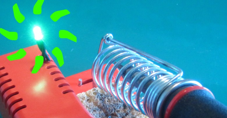 Photo of Modder's Tools: Make a Shining Soldering Iron