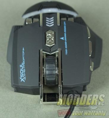 XM8-Mouse Front