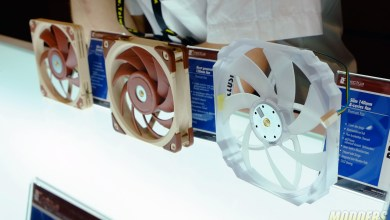 Noctua Next-gen Fan Prototypes