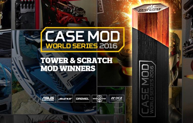 Cooler Master Case Mod World Series 2016