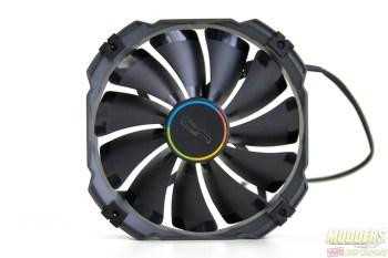 Cryorig H5 Ultimate fan