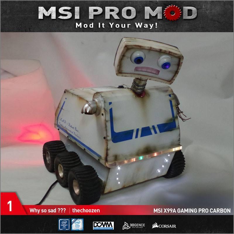 MSI Promod S4-01