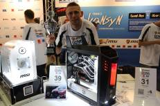 """Ronny Moor - """"Maker EVO Deluxe"""" - 3rd Place CaseMods Category and """"Lightglass"""" 3rd Place CaseCons Category"""