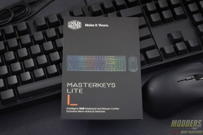 Cooler Master MasterKeys Lite L